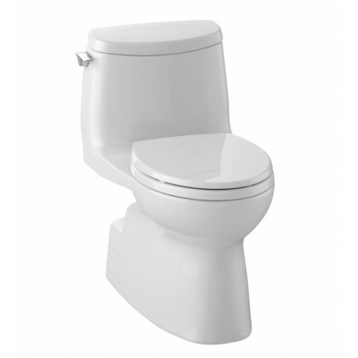 toto carlyle ii 1g onepiece toilet 10 gpf