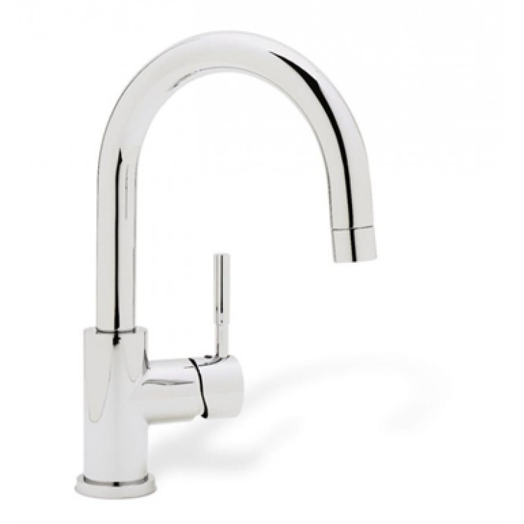 Blanco 440953 Meridian Single Handle Bar Kitchen Faucet in Chrome