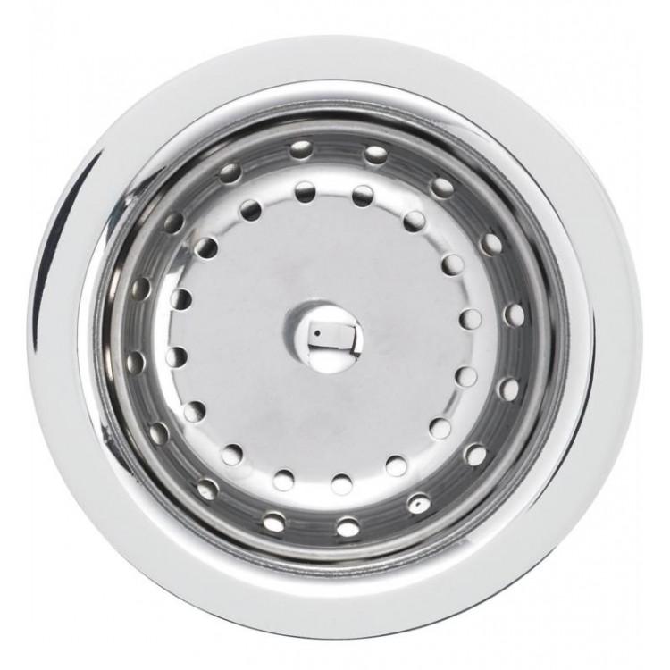 Blanco 440029 Deluxe Stainless Steel Kitchen Sink Basket Strainer in Chrome