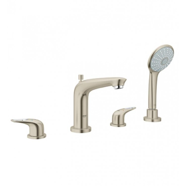 Grohe 19991 Eurostyle 7 1 8 Quot Four Hole Widespread Deck
