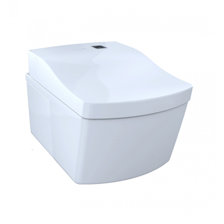 TOTO CWT994CEMFG#01 Neorest EW Wall-Hung One-Piece Square Toilet ...